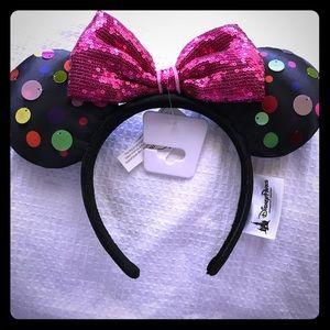 Rock the Dots Disney Ears